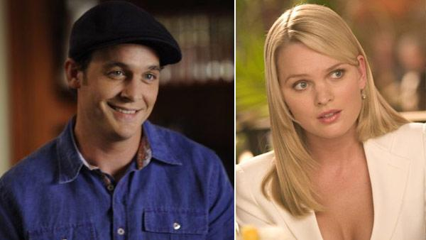Ethan Embry appears in a photo from the USA series 'Fairly Legal.' / Sunny Mabrey appears in a photo from the 2005 film 'xXx: State of the Union.'
