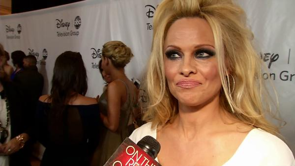 Pamela Anderson on 'Dancing With The Stars: All-Stars'