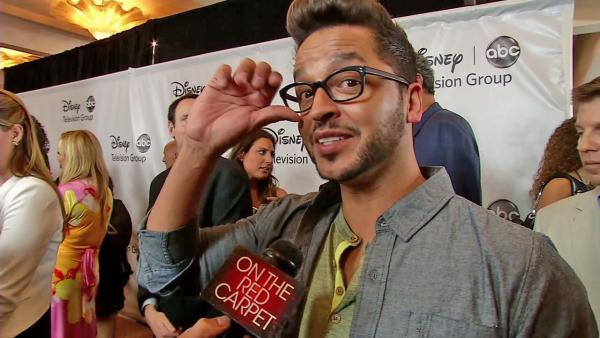 Jai Rodriguez talks 'Malibu Country,' Reba McIntyre