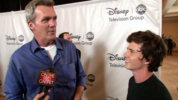 Neil Flynn, Charlie McDermott talk 'The Middle'