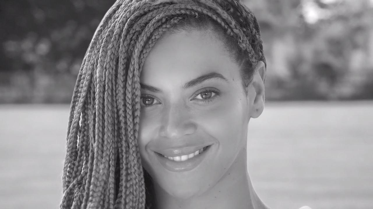 Beyonce appears in a video released in August 2012 for World Humanitarian Day.