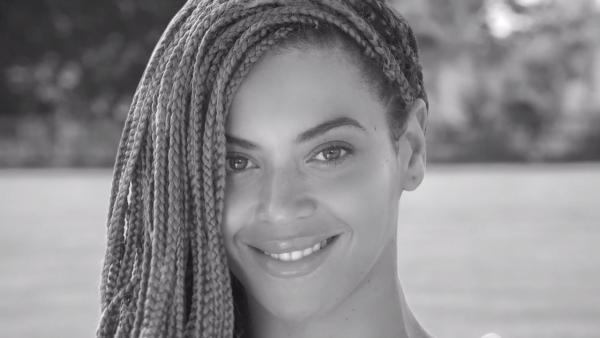 Beyonce appears in a video released in August 2012 for World Humanitarian Day. - Provided courtesy of United Nations