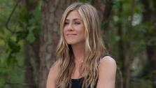 Jennifer Aniston appears in a scene for the 2012 film Wanderlust. - Provided courtesy of Universal Studios