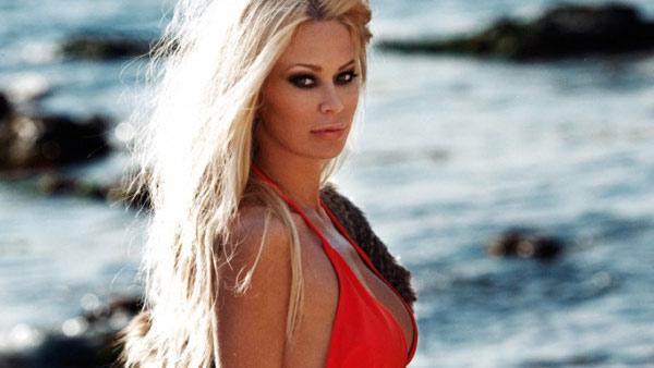 Jenna Jameson appears in a photo posted on her official Twitter page on June 28, 2012.
