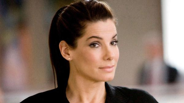 Sandra Bullock appears in a still from the 2009 film, 'The Proposal.'