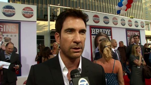 Dylan McDermott is a 'Campaign' winner