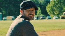 Justin Timberlake appears in a scene from the 2012 film Trouble With The Curve. - Provided courtesy of Warner Bros. Pictures