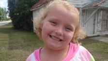 Alana (Honey Boo Boo) Thompson appears in an undated promotional photo for the first season of Here Comes Honey Boo Boo in 2012. - Provided courtesy of Facebook.com/pages/Isabella-Barrett