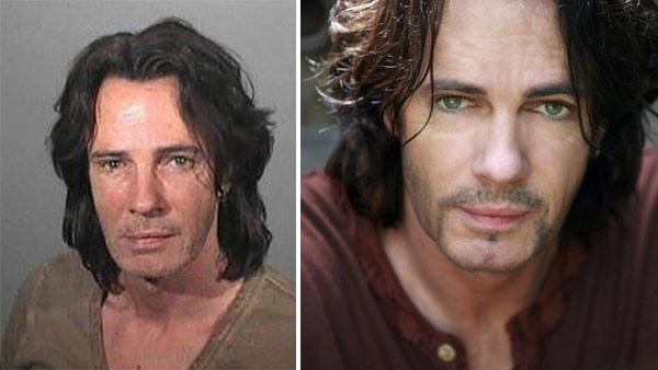 Rick Springfield appears in a photo provided by the Malibu/Lost Hills Sheriffs Office on May 3, 2011. / Rick Springfield appears in an undated photo from his official website. - Provided courtesy of Malibu/Lost Hills Sheriffs Office / RickSpringfield.com / Jay Gilbert
