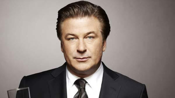 Alec Baldwin appears in promotional still from the '30 Rock.'