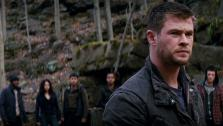 Chris Hemsworth appears in the trailer for the 2012 movie Red Dawn. - Provided courtesy of none / Open Road Films / MGM