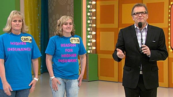 Contestant Destiny Ramsey plays Grocery Game with special guest Neil Patrick Harris and host Drew Carey, in an episode of Celebrity Charity Week,on The Price is Rightbeginning Monday, Jan. 2, 2012. - Provided courtesy of CBS