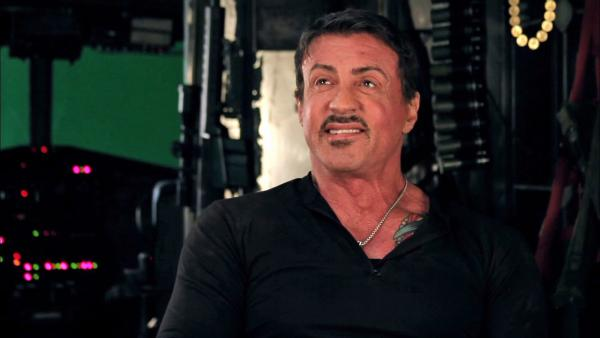 Sylvester Stallone talks about 'Expendables 2'