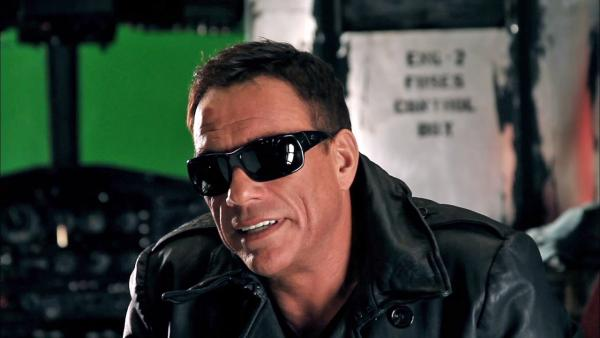 Jean-Claude Van Damme on playing the bad guy