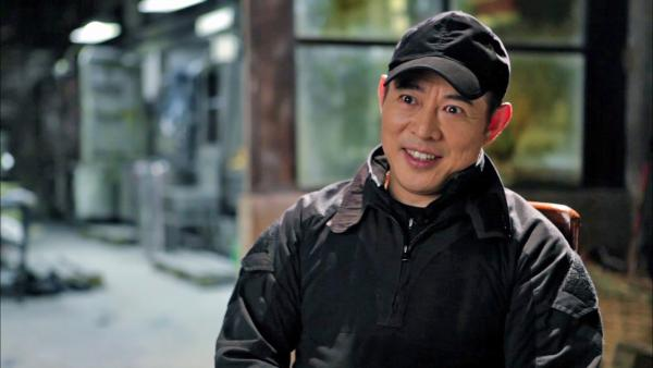Jet Li talks about 'Expendables 2'