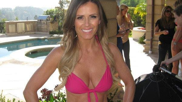 Trista Sutter appears in a photo posted on her official Facebook page on January 17, 2012. - Provided courtesy of Facebook.com/pages/Trista-Sutter/167080280062172