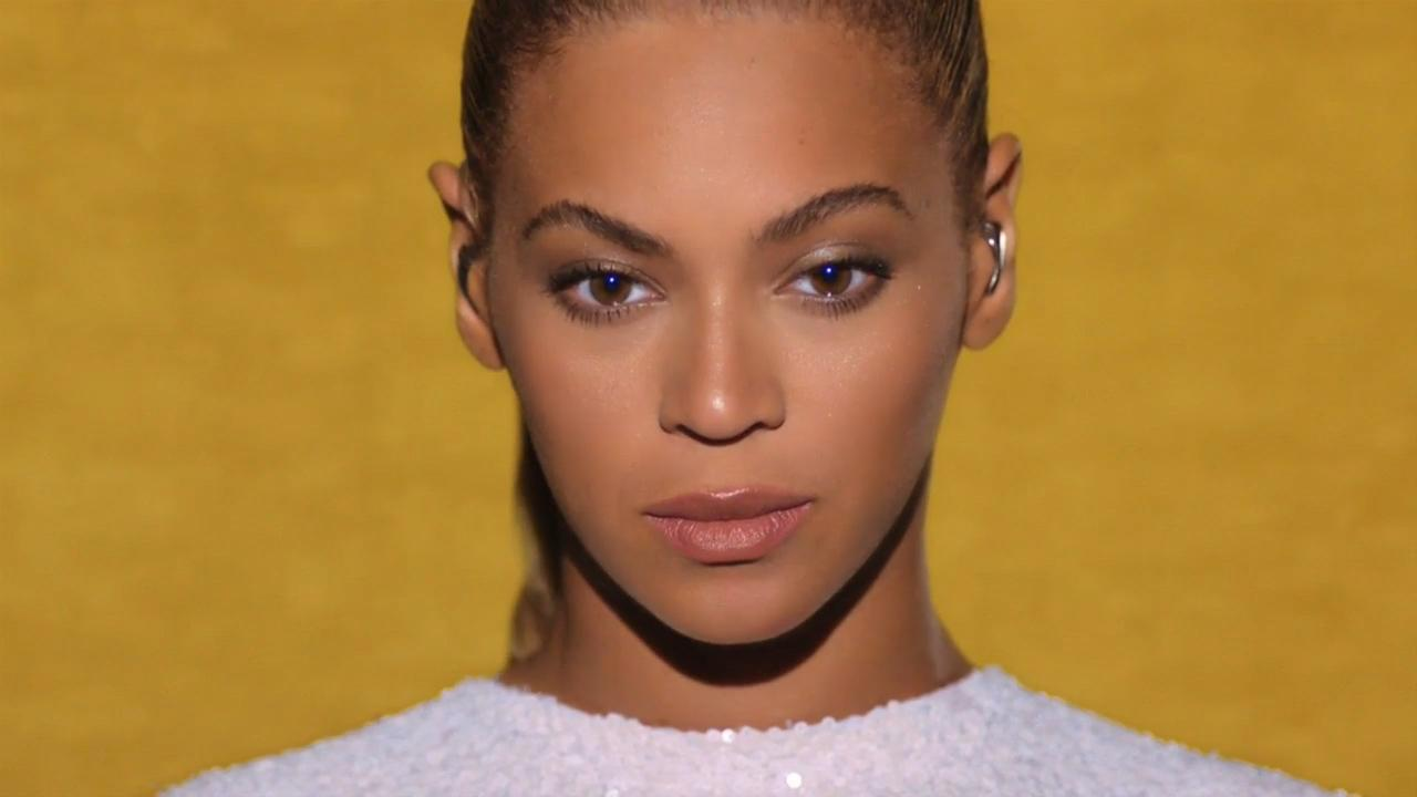 Beyonce appears in a video released in August 2012 for I Was Here for World Humanitarian Day.