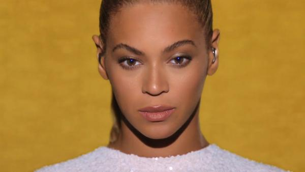 Beyonce appears in a video released in August 2012 for I Was Here for World Humanitarian Day. - Provided courtesy of United Nations / Beyonce