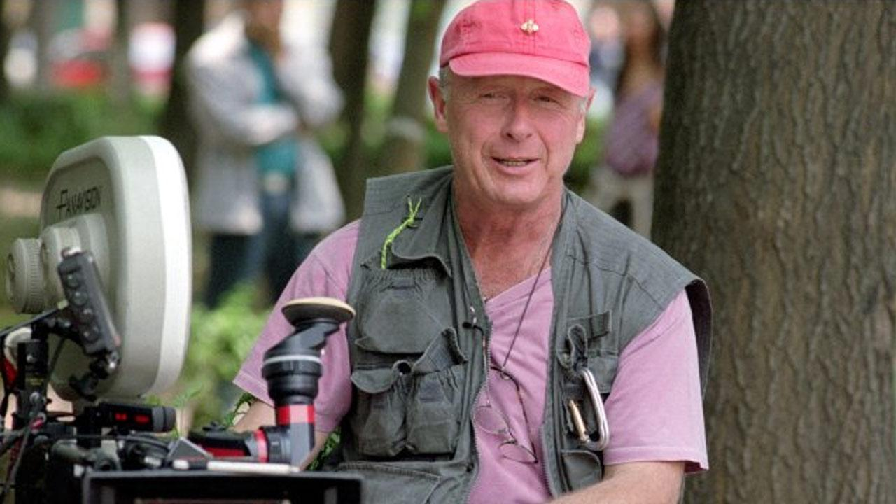 Director-producer Tony Scott is seen on the set of the 2004 film Man on Fire. Scott  died after apparently jumping off a Los Angeles bridge on Sunday, Aug. 19, 2012.