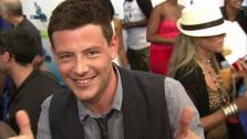 Cory Monteith talks to OnTheRedCarpet.com about Glees season 4 at VH1s Do Something! Awards on Aug, 19, 2012. - Provided courtesy of OTRC