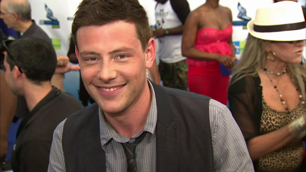Cory Monteith talks to OTRC.com about Glees season 4 at VH1s Do Something! Awards on Aug, 19, 2012.
