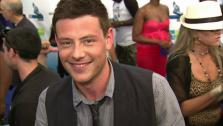 Cory Monteith talks to OTRC.com about Glees season 4 at VH1s Do Something! Awards on Aug, 19, 2012. - Provided courtesy of OTRC