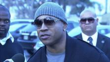 LL Cool J is shown in an undated file photo. - Provided courtesy of OTRC