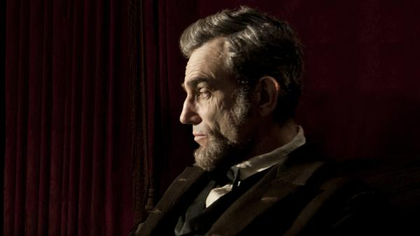 Daniel Day-Lewis appears as President Abraham Lincoln in a scene from Steven Speilberg's 2012 film 'Lincoln.'