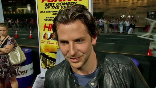 Bradley Cooper on Dax Shepard as a filmmaker