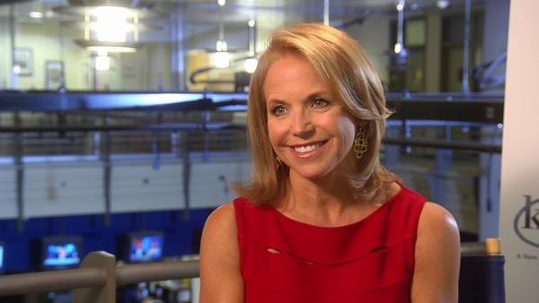 Katie Couric talks new show: I'll let out my fashionista