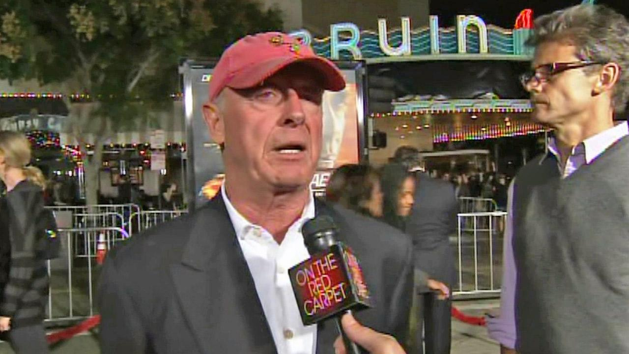 Director Tony Scott appears in this undated file photo.