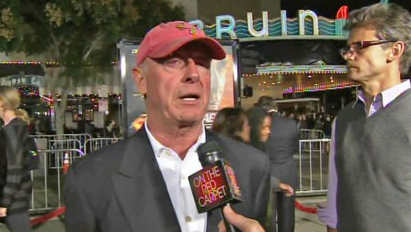 Director Tony Scott appears in this undated file photo. - Provided courtesy of KABC