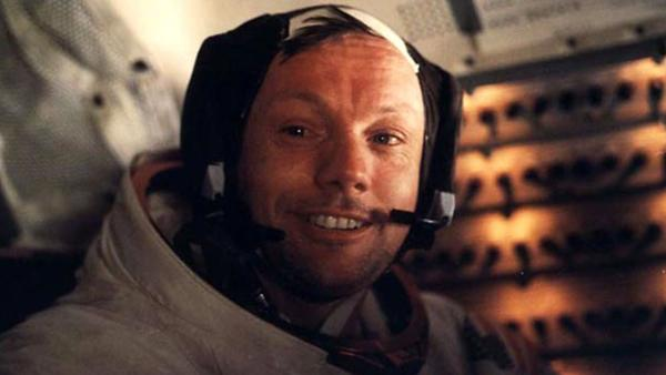 Neil Armstrong, the astronaut who became first to walk on the moon, died Saturday, Aug. 25, 2012. He was 82 years old. - Provided courtesy of KABC / NASA