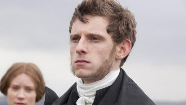 Jamie Bell and Mia Wasikowska in the 2011 film 'Jane Eyre.'