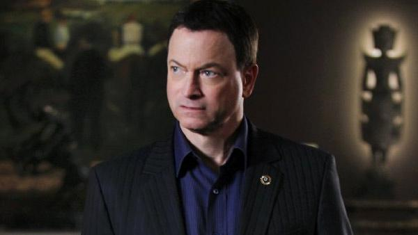 Gary Sinise appears in a 2012 episode of 'CSI: NY.'