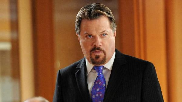 Eddie Izzard appears in a 2011 episode of 'The Good Wife.'