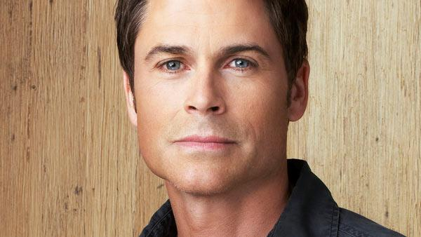 Rob Lowe appears in a still from ABC's 'Brothers and Sisters.'