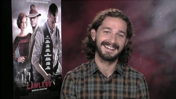 Shia LaBeouf: Robert Redford made me lose weight