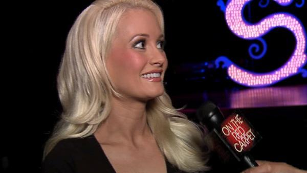 Holly Madison gives OTRC.com a behind the scenes sneak peek of her Vegas show, 'Peep Show' in June, 2010.