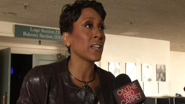 Robin Roberts talks to OTRC.com in 2011. - Provided courtesy of OTRC