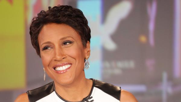 Robin Roberts appears on Good Morning America on Aug. 30, 2012. - Provided courtesy of ABC