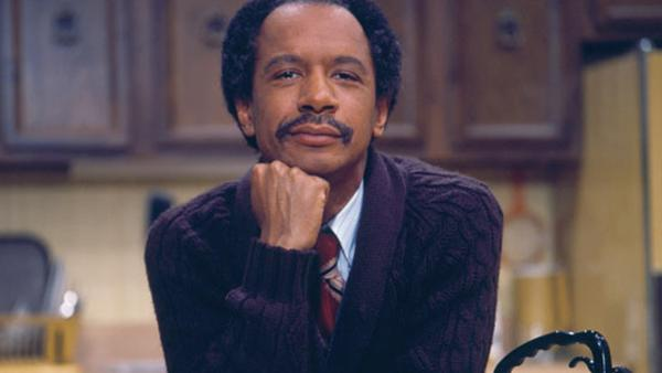 Sherman Hemsley appears in a promotional photo from the 1970s series The Jeffersons. - Provided courtesy of CBS / Landov