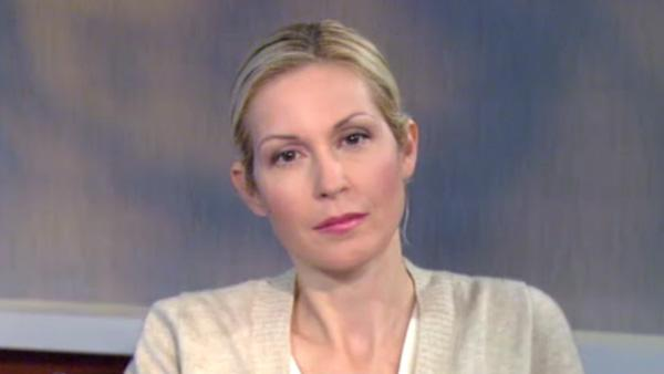 Kelly Rutherford of Gossip Girl speaks on Good Morning America on September 1, 2012. - Provided courtesy of ABC