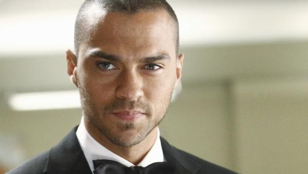 Jesse Williams appears in a March 2012 episode of Greys Anatomy. - Provided courtesy of ABC/VIVIAN ZINK
