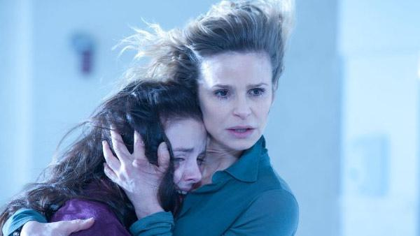 Kyra Sedgwick and Madison Davenport appear in a still from the 2012 film, The Possession. - Provided courtesy of Lionsgate