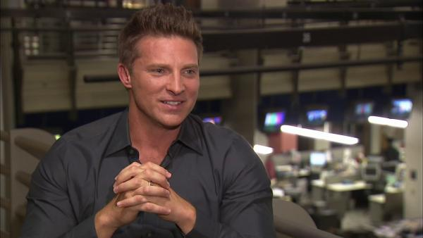 Steve Burton: Why I'm leaving 'General Hospital'