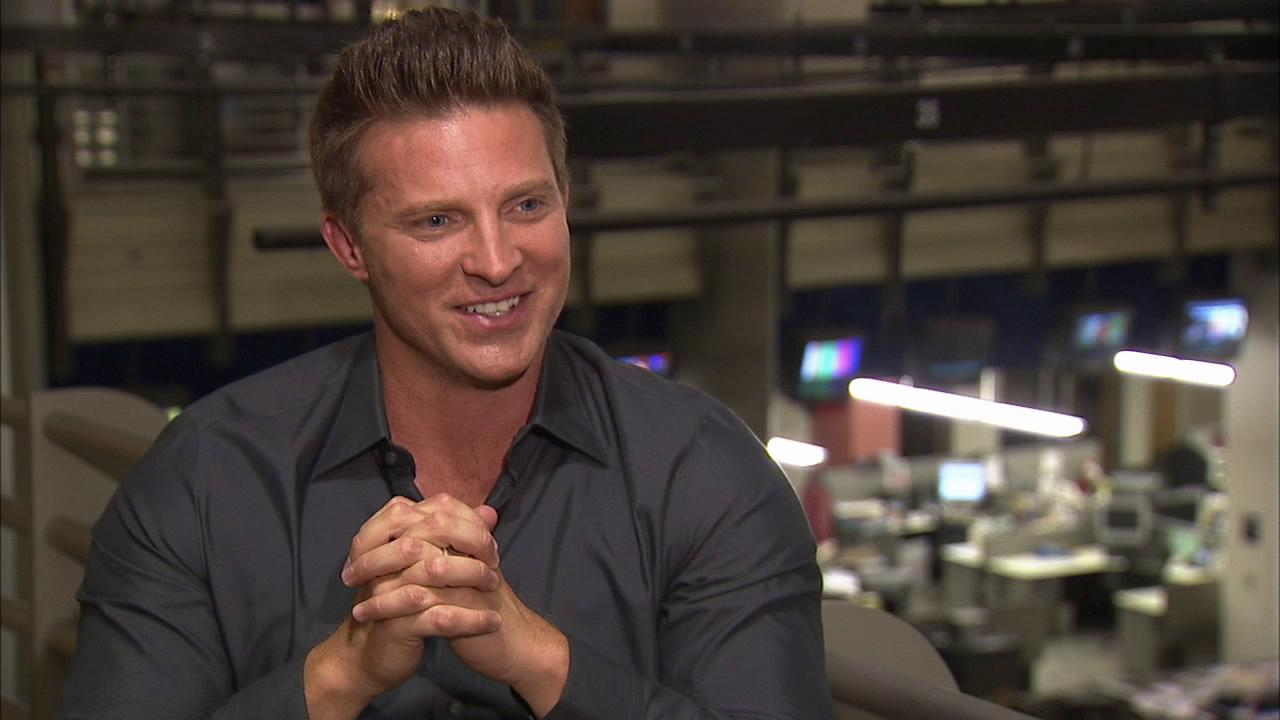 Steve Burton talks to OTRC.com on Aug. 30, 2012 about his departure from General Hospital.