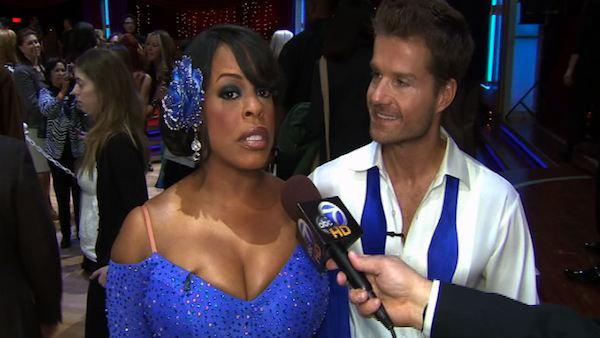 Niecy Nash talks to OTRC.com after performing on 'Dancing With The Stars' on April 14, 2010.