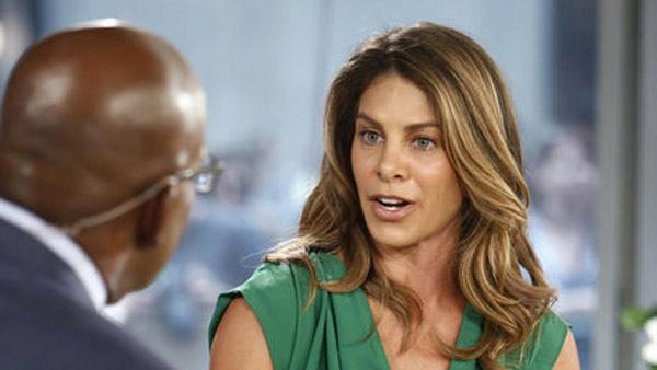 Jillian Michaels talks to Al Roker on NBCs Today show on Sept. 4, 2012 to announce her return to the networks reality show The Biggest Loser. - Provided courtesy of ABC / Peter Kramer / NBC