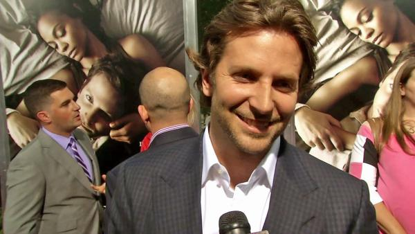 Bradley Cooper chats 'The Words'